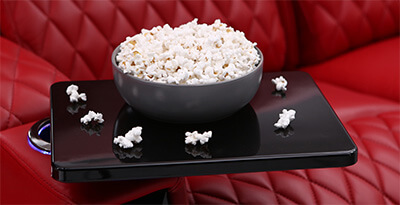 Seatcraft Marathon Home Theater Furniture Tray Tables