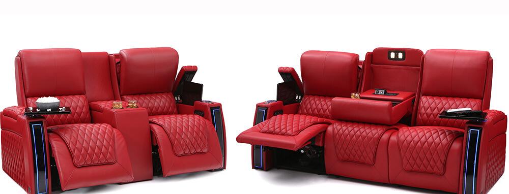 Seatcraft Marathon Multimedia Furniture