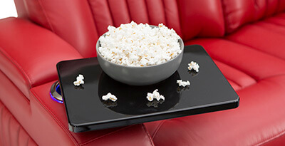 Seatcraft Spire Home Theater Furniture Tray Tables