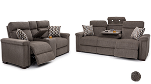 Seatcraft Hawke Living Room Sofa and Loveseat