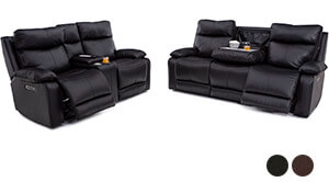 Seatcraft Allegiance Living Room Sofa and Loveseat