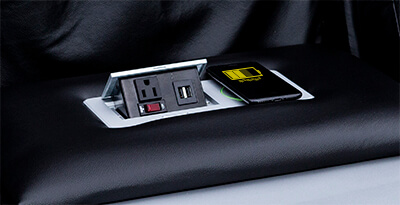 Living Room Furniture Wireless Charging