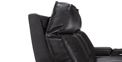 Seatcraft Anthology Living Room Furniture Comfortview headrest