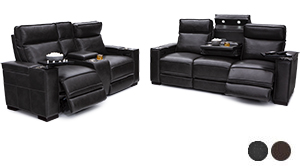 Seatcraft Anthology Living Room Sofa and Loveseat