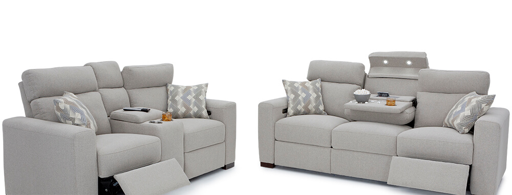 Seatcraft Capital Living Room Furniture Set | Seatcraft