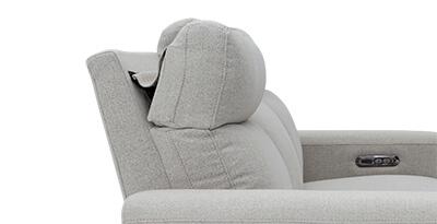 Seatcraft Capital Living Room Furniture Hidden Fold Down Table