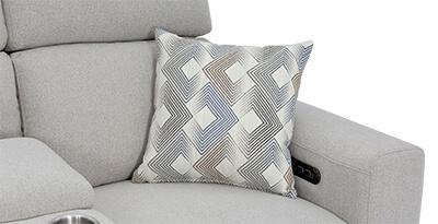 Seatcraft Capital Living Room Furniture Matching Pillows