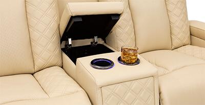 Seatcraft Palladius Perforated Backrest