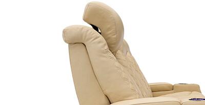 Palladius Power Adjustable Headrests