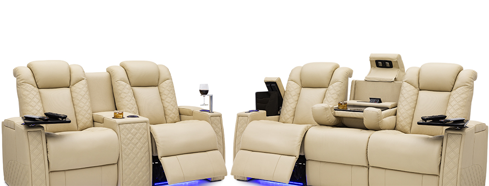 Seatcraft Palladius Theater Chairs