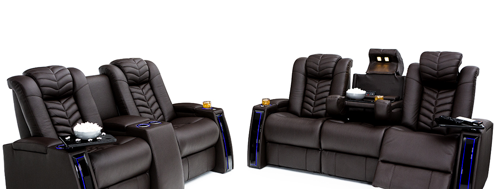 Seatcraft Prodigy Home Theater Chairs