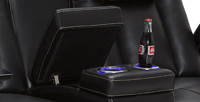 Seatcraft Sigma Storage Console