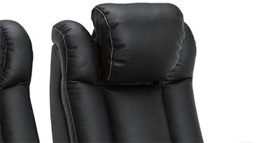 Seatcraft Sigma Powered Headrests