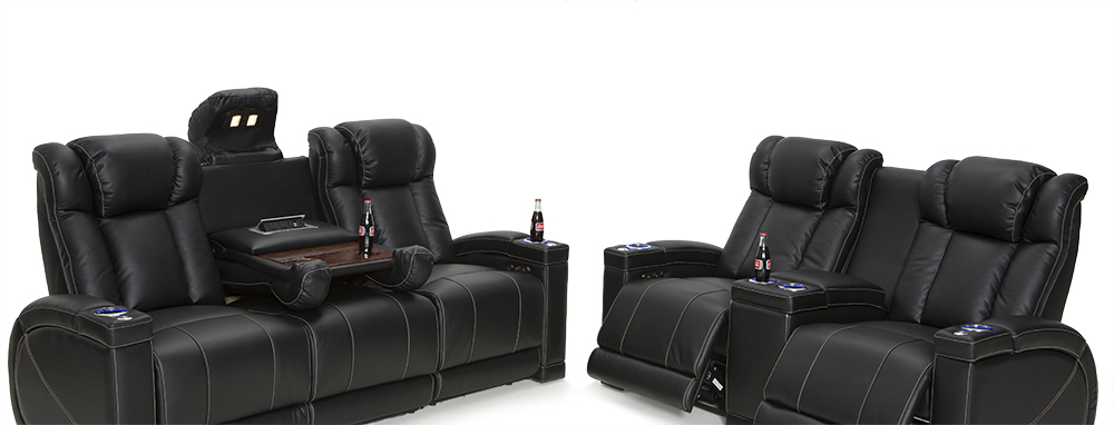 Seatcraft Sigma Home Theater Seating