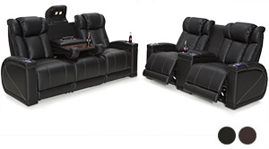 Seatcraft Sigma Sofa and Loveseat