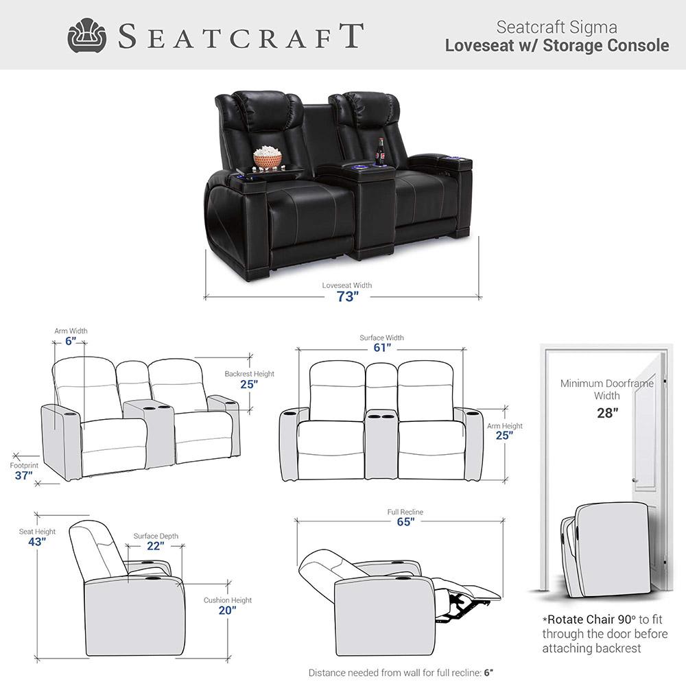 Seatcraft Sigma Home furniture Seating