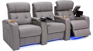 Seatcraft Kodiak Home Theater Chairs