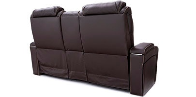 Seatcraft Colosseum Home Theater big and tall seating backrests