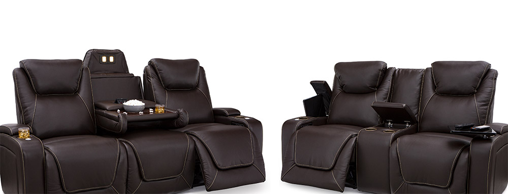 Seatcraft Colosseum Big and Tall Multimedia Furniture