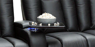 Seatcraft Serenity Theater Seating Tray Table