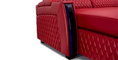 Seatcraft Solarium LED Armrest Accents
