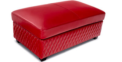 Seatcraft Solarium Custom Luxury Ottoman