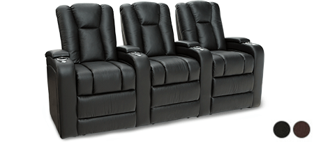 Seatcraft Serenity Back Row Theater Seats