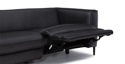 Argus Living Room Furniture USB Charging port