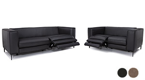 Seatcraft Argus Accent Sofa and Loveseat