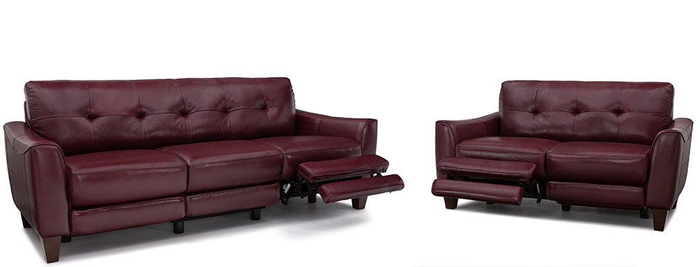 Seatcraft Reflex Pillow-Top Arm Living Room Furniture