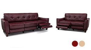 Seatcraft Reflex Sofa and Loveseat