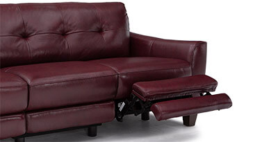Reflex Living Room Furniture Power Legrests